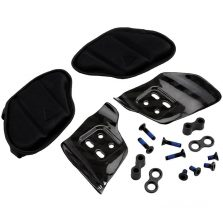 KIT DE APOIOS PARA CLIP PROFILE DESIGN F-22 CARBON PRETO
