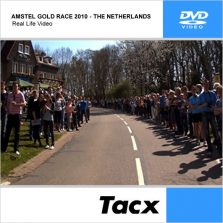 DVD TACX AMSTEL GOLD RACE 2010 – NL