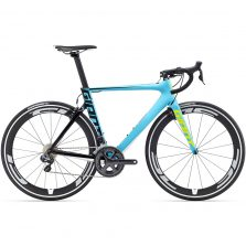 BICICLETA GIANT PROPEL ADVANCED 0 AZUL