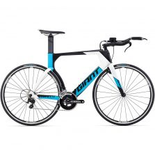 BICICLETA GIANT TRINITY ADVANCED COMP/AZUL