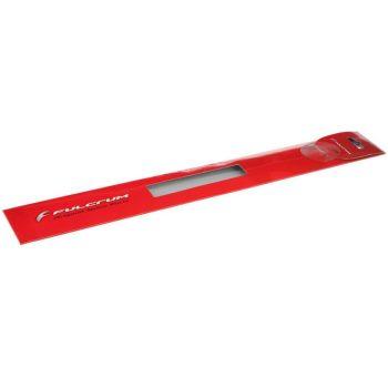 RAIO FULCRUM TRASEIRO RM0R-VSK RED METAL 0