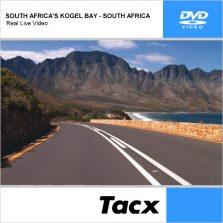 DVD TACX AFRICA'S KOGEL BAY – SA