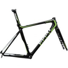 QUADRO GIANT TCR ADVANCED SL FF COMP/VERDE/BRANCO