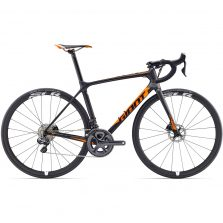 BICICLETA GIANT TCR ADVANCED PRO DISC