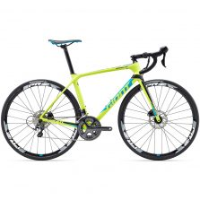 BICICLETA GIANT TCR ADVANCED 1 DISC
