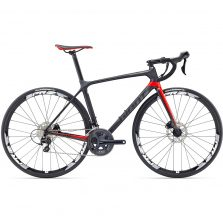 BICICLETA GIANT TCR ADVANCED 2 DISC