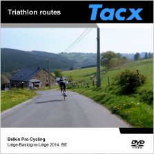 DVD TACX BELKIN PRO CYCLING – BE