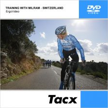 DVD TACX TRAINING WITH MILRAM – SWITZERLAND