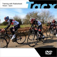 DVD TACX TRAINING WITH RADIOSHACK – ES