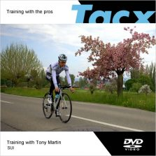 DVD TACX TRAINING WITH TONY MARTIN – SUI