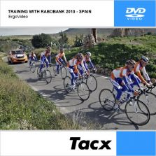 DVD TACX TRAINING WITH RABOBANK 2010 – ES