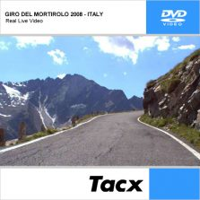 DVD TACX GIRO DEL MORTIROLO 2008 – IT