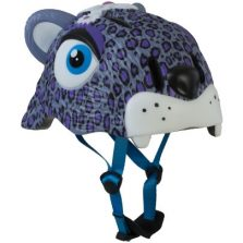 CAPACETE CRAZY SAFETY LEOPARD ROXO