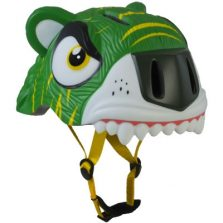 CAPACETE CRAZY SAFETY TIGER VERDE