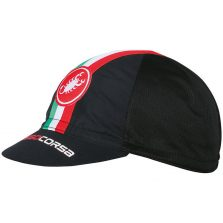 BONE CASTELLI PERFORMANCE CYCLING PRETO