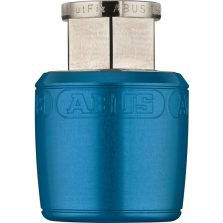 BLOCAGEM ABUS PARA RODAS NUT FIX M5 22MM Ø 100MM AZUL