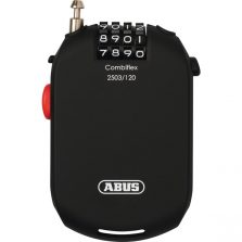 CADEADO ABUS 2503/120 SEGREDO C/ COM COMBIFLEX