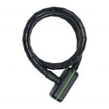 CADEADO CITADEL CA 80/15/K/B STEEL-O-FLEX CHAVE