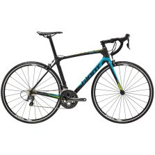 BICICLETA GIANT 700 TCR ADVANCED 3 PRETA