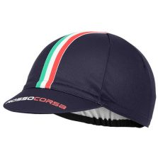 BONE CASTELLI ROSSO CORSA DARK STEEL BLUE